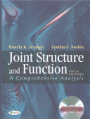 Joint Structure and Function 5th Ed    Kinesiology in Action Access Card