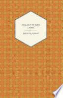 Italian Hours  1909