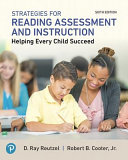 Strategies for Reading Assessment and Instruction: Helping Every Child Succeed, Mylab Education with Enhanced Pearson EText -- Access Card Package