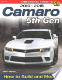 Camaro 5th Gen 2010 2015