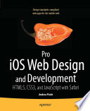 Pro iOS Web Design and Development Websites And Develop Web Applications For Iphone