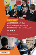 Addressing Special Educational Needs and Disability in the Curriculum  Science