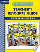 Quickreads Series 3 Teacher s Guide