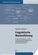 Linguistische Markenführung