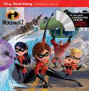 Incredibles 2 Read Along Storybook and CD  Read Along Storybook   CD