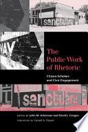 The Public Work of Rhetoric