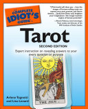 The Complete Idiot s Guide to Tarot  2nd Edition