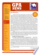 GPA News November 2012