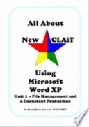 All about New CLAiT using Microsoft Word XP