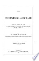 The Student s Shakespeare