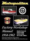 Metropolitan Factory Workshop Manual