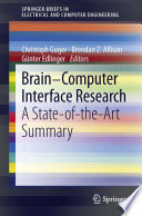 Brain Computer Interface Research