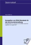 Konzeption von Ethik-Standards für die Kommunalverwaltung
