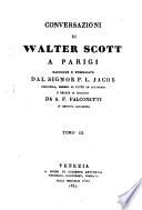 Il Traduttore     Scene Storiche e Cronache di Francia  Gli Scolari  La Caccia  I Confetti  etc