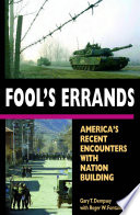 Fool s Errands
