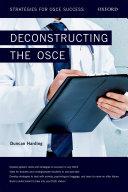Deconstructing the OSCE