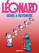 illustration Léonard - tome 16 - Génie à revendre