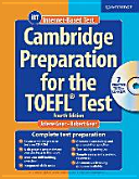 Cambridge Preparation for the TOEFL Test  Pack  Book  CD ROM  Audio CDs