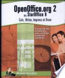 Openoffice org 2 ou Staroffice 8