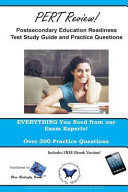 Pert Review  Postsecondary Education Readiness Test Study Guide and Practice Questions