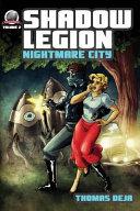 Shadow Legion Book PDF