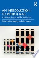 Book An Introduction to Implicit Bias
