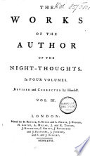 The Works of the Author of the