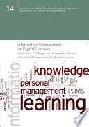 Information Management For Digital Learners book