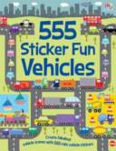 555 Sticker Fun Vehicles : ...