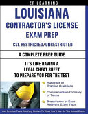 Louisiana Contractor s License Exam Prep