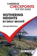 Cambridge Checkpoints VCE Text Guides  Wuthering Heights by Emily Bronte