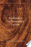 Handbook of the Theosophical Current Book PDF