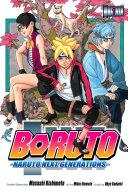 Boruto: Naruto Next Generations, Vol. 1 Book