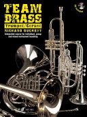 Team Brass Trumpet Cornet Book Cd