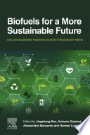 Biofuels For A More Sustainable Future