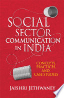 Social Sector Communication in India