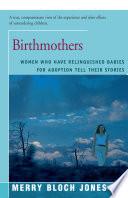 Birthmothers Book PDF