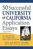 50 Successful University of California Application Essays