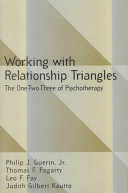 Working with Relationship Triangles Party Another Person A Competing Distraction Or Even A
