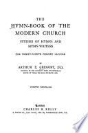The Hymn book of the Modern Church