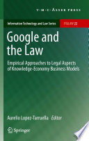 Google and the Law
