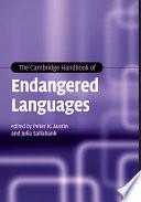 The Cambridge Handbook Of Endangered Languages