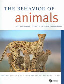 The Behavior of Animals