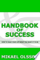 Handbook of Success