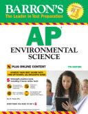 Barron s AP Environmental Science  7th edition