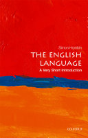 The English Language: A Very Short Introduction Book