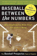 Baseball Between the Numbers In Baseball Think About Numbers And The Game