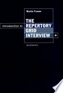 Introduction To The Repertory Grid Interview