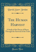 Book The Human Harvest