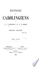 Histoire des Carolingiens